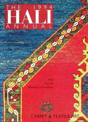 The Hali Annual 1994: Carpet and Textile Art (The Hali Annual)