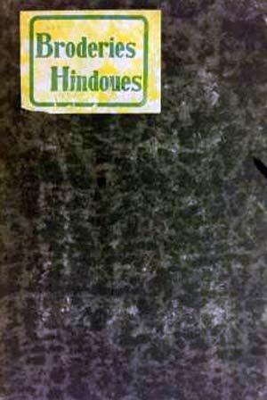 Broderies Hindoues