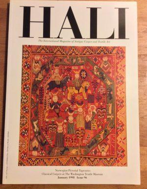Hali, Issue 96, January, 1998