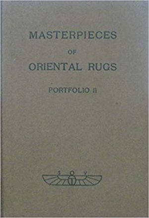 Masterpieces of Oriental rugs,