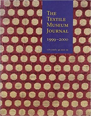The Textile Museum Journal: 1999-2000