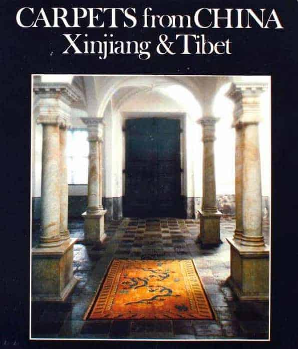 Carpets from China Xinjiang & Tibet