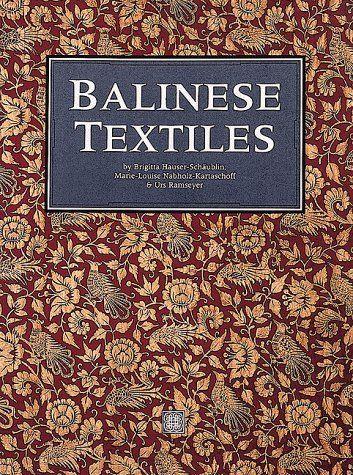 Balinese Textiles Jozan
