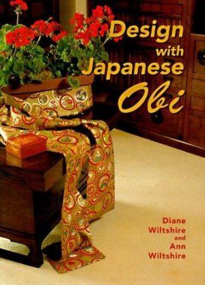 Design with Japanese Obi - Diane Wiltshire - Hardcover