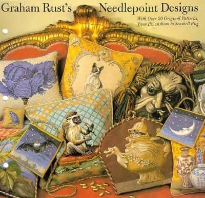 Graham Rust S Needlepoint Designs Jozan