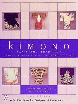 Kimono Vanishing Tradition