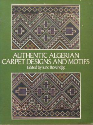 Authentic Algerian carpet designs & motifs