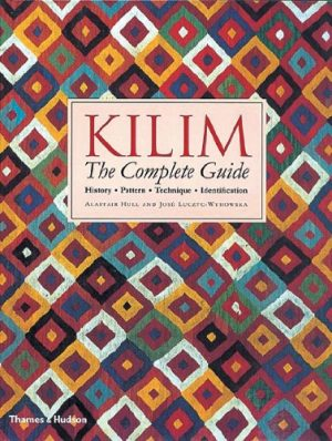 Kilim: The Complete Guide - History, Pattern, Technique, Identification