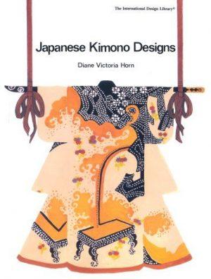 Japanese Kimono Designs - Diane Victoria Horn - Paperback