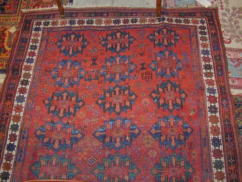 Afshar Kuhi 4859G Koller - Galerie Koller Auction Rugs and Carpets 11 December 2001