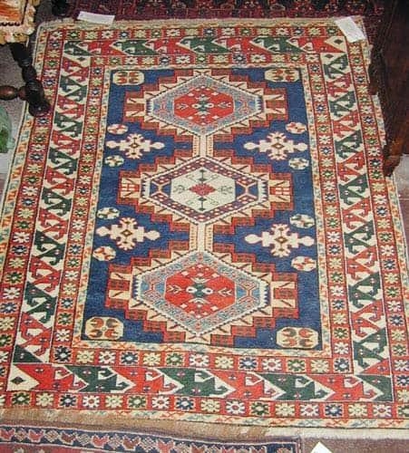 Schirwan 1940 4851G Koller - Galerie Koller Auction Rugs and Carpets 11 December 2001