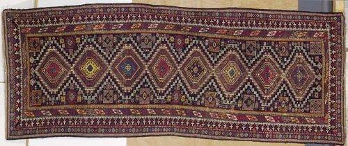 Shirwan 2h19ct 4870G Koller - Galerie Koller Auction Rugs and Carpets 11 December 2001