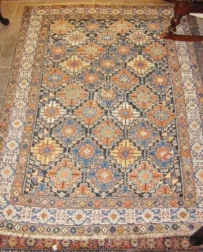 Shirwan Bidjoff old 4869G Koller - Galerie Koller Auction Rugs and Carpets 11 December 2001