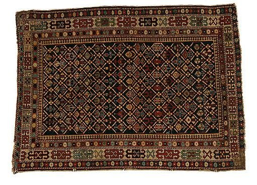 Akstafa 1880 Sothesbys - Selection from Sotheby's Rugs and Carpets auction 27 February 2002