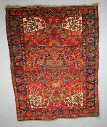 Borchalu1920 WoolleyWallis72 sm - Woolley & Wallis Rugs, Carpets and Textiles auction 14 February 2002