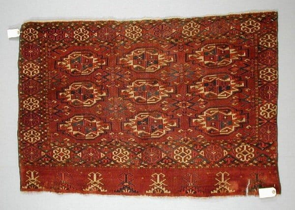 KizilAyakChuval3q19WoolleyWallis300 600x428 - Woolley & Wallis Rugs, Carpets and Textiles auction 14 February 2002