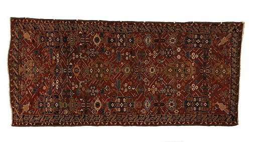 Seychour 1890 Sothesbys - Selection from Sotheby's Rugs and Carpets auction 27 February 2002
