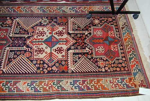 Akstafa antique Lot 147
