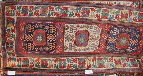 Kasak Chaili antique Lot 1522
