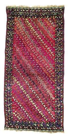Gashgai2h19L202Nagel070502 - Selection Nagel Auktionen  Rugs and Carpets  auction 7 May 2002