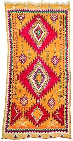 High Atlas Berber rug Lot 255 ©Nagel Auktionen