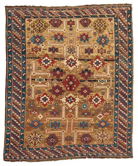 "Karagashli1900L89Sothebys100402 - Preview ""Carpets"" - Sotheby's  Auction 10 April 2002 in New York"