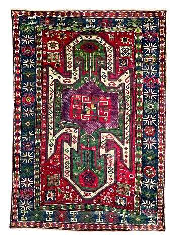 Kazak1h19L105Nagel070502 - Selection Nagel Auktionen  Rugs and Carpets  auction 7 May 2002