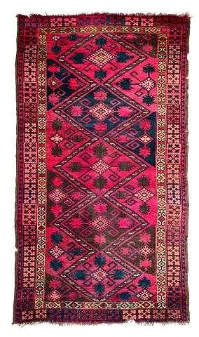 Kirgiz carpet 1900 Lot 262 ©Nagel Auktionen