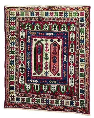Kozak2h19L123Nagel070502 - Selection Nagel Auktionen  Rugs and Carpets  auction 7 May 2002