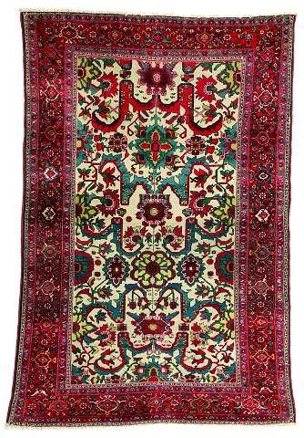 Malayer1900L62Nagel070502 - Selection Nagel Auktionen  Rugs and Carpets  auction 7 May 2002