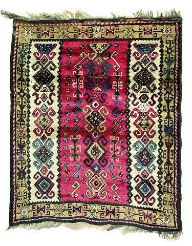 Zakatala semiant L46Nagel070502 - Selection Nagel Auktionen  Rugs and Carpets  auction 7 May 2002
