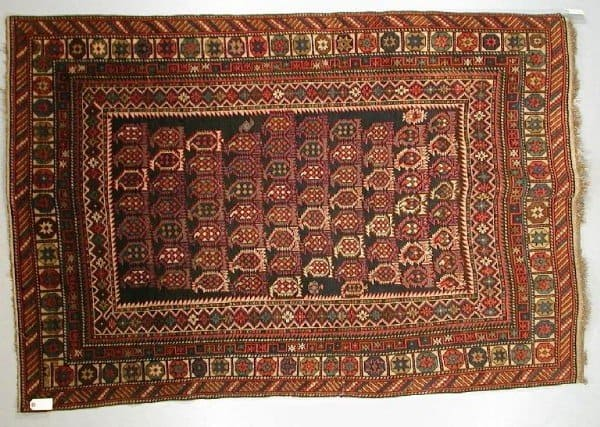"""363Marasali1880 1900WoolleyWallis 600x427 - Preview """"Carpets, Rugs and Textiles sale"""" - Woolley & Wallis' auction 9 July 2002"""