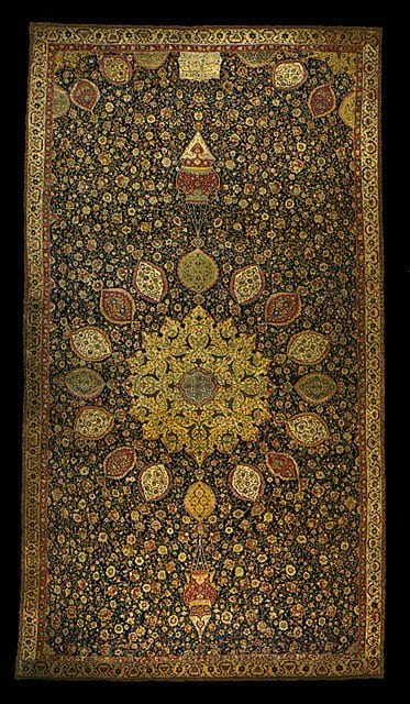 The Ardabil Carpets Jozan