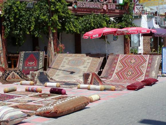 w42 - Carpet sale in Turkey
