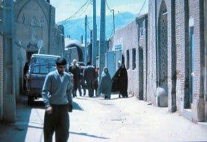 Streetscene Kerman