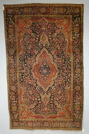 1043 - Woolley & Wallis, Eastern and Western Carpets and Rugs, Textiles and Needlework Sale, 11 February 2004