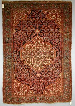 1121 - Woolley & Wallis, Eastern and Western Carpets and Rugs, Textiles and Needlework Sale, 11 February 2004