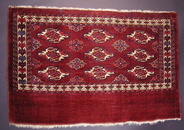 ACOR7 Ata chuval 600x423 - American Conference on Oriental Rugs - ACOR 7