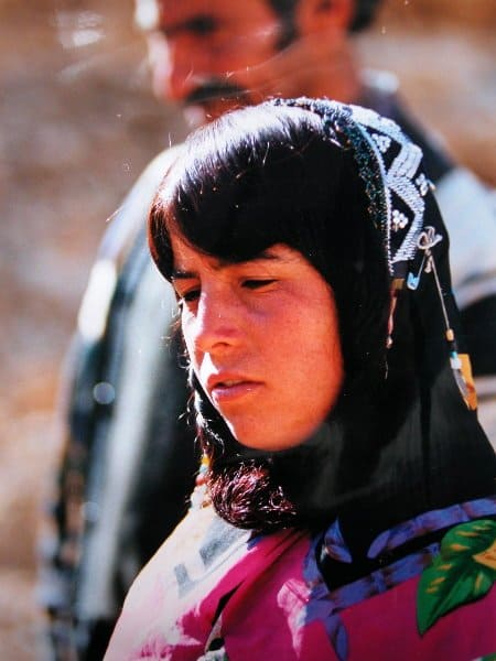 Bakhtiar girl