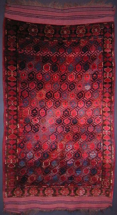 boteh - American Conference on Oriental Rugs - ACOR 7