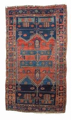 1213 - Bonhams, Antique & Decorative Rugs & Carpets, London, 21 July 2004