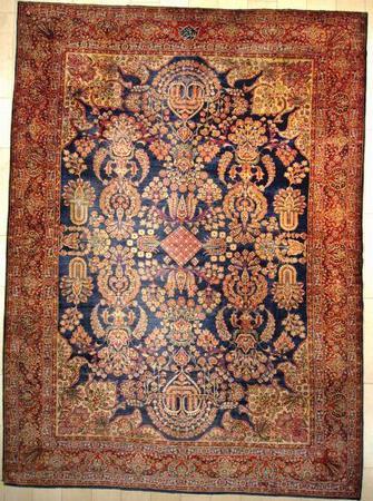 1278 - Van Ham, Carpets, Cologne, Germany, 3. november 2004