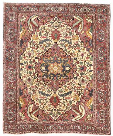 1403 - Christies, Oriental Rugs and Carpets 28 April