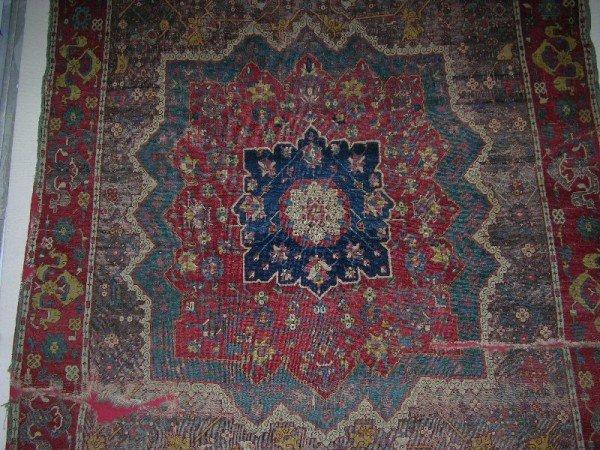 17-18th century Anatolian carpet