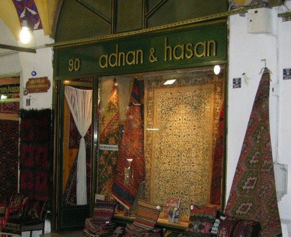 Adnan & Hasan, Grand Bazaar