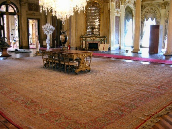 Hereke Palace carpet (Hereke carpets)