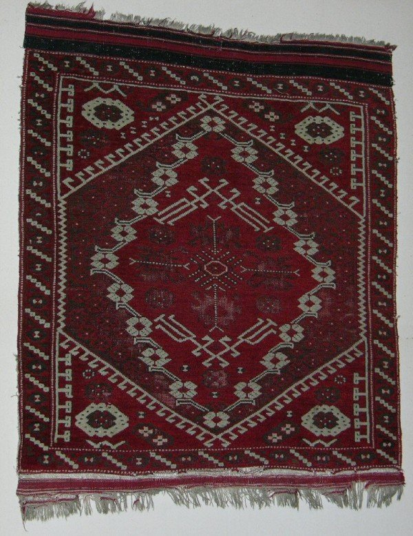 Bergama rug early 20th ct