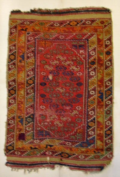 Dosemealti rug early 20th ct.