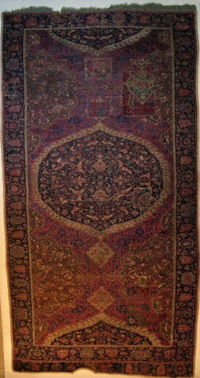 Usak carpet 16th century