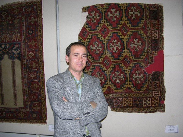 Muammer UCAR 600x450 - Impressions from Konya - rugs and museums